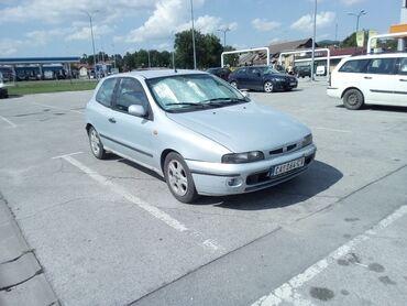 Plinska boca - Srbija: Fiat Bravo 1.2 l. 1999 | 204400 km