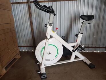 Велотренажёр спин байк. Новый