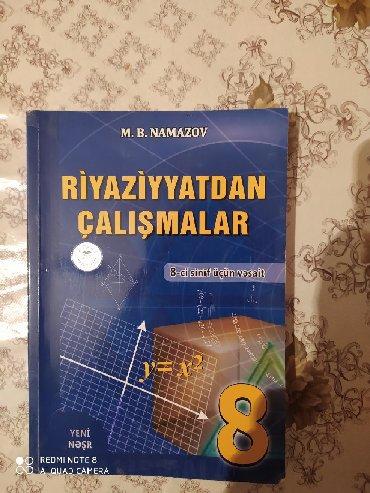 namazov - Azərbaycan: Riyaziyyat (Namazov) 8 ci sinif