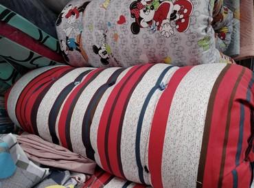 Матрас Одеяло Постельный Подушки Полотенца Покрывала Плед Все в