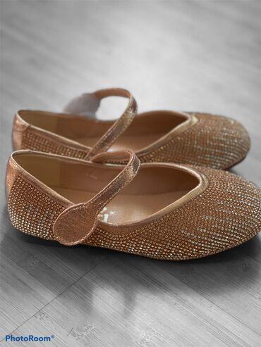 Продаю детские туфли на девочку. Новые!!! Корея! Коробка и пыльник