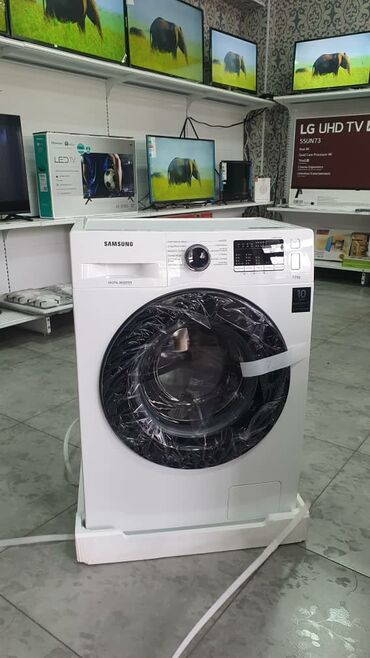 Автоматическая Стиральная Машина Samsung