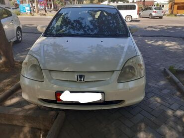 Honda Civic 1.5 л. 2002 | 200 км