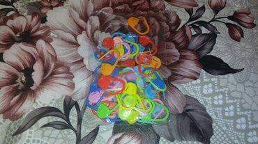 Маркеры для вязания 53 штук в Бишкек