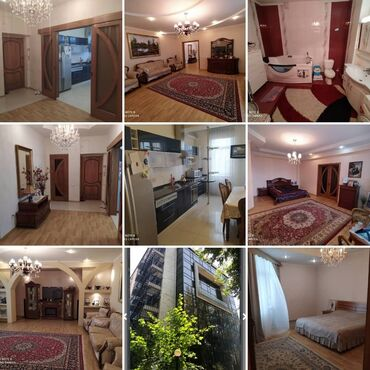 юг 2 бишкек в Кыргызстан: Продается квартира: 3 комнаты, 170 кв. м