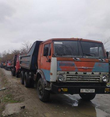Авто услуги в Узген: Шагыл таш кум топрак доставка