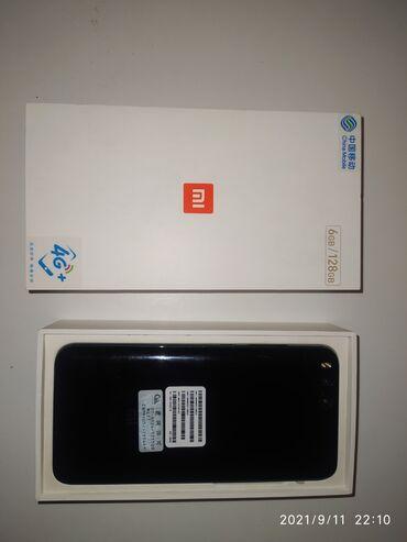 айфон 6 128 гб цена бу in Кыргызстан   APPLE IPHONE: Xiaomi Mi6   128 ГБ   Черный   Сенсорный, Отпечаток пальца, Две SIM карты