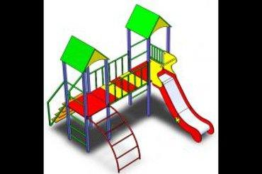 Продаем детские спортивные комплексы в Бишкек