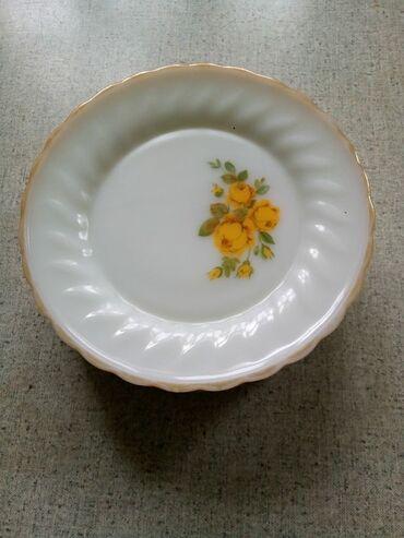 6 тарелок,СССР