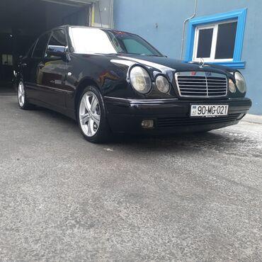 bmw-z3-28-at - Azərbaycan: Mercedes-Benz E 280 2.4 l. 1999