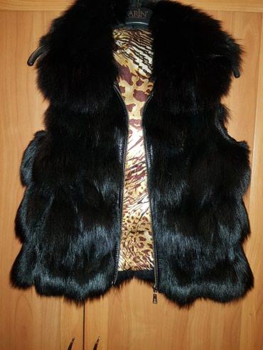 Натуральный мех(лиса) в Бишкек