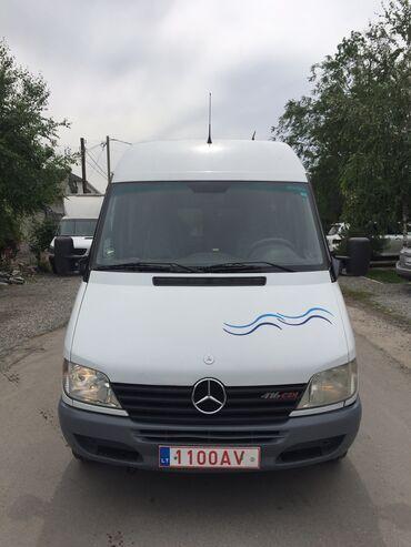 мерседес-190-дизель-купить в Кыргызстан: Mercedes-Benz Sprinter 2.2 л. 2002