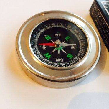 Bakı şəhərində Kompas satilir (teze)