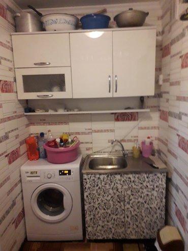 Продаю 1-ком. квартиру гостинку, коридорного типа. Дорогой евро ремонт в Бишкек - фото 6