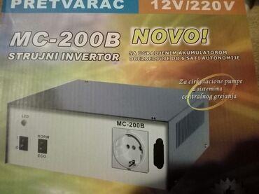 Ostali kućni aparati - Cacak: Pretvarac MC-200B