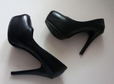 qara-ayaqqabılar - Azərbaycan: Toyluq dikdaban ayaqqabı daban 12 sm