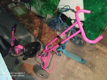 Продаю 2-х колесный велосипед для возраста от 5 до 6,7лет и велосипед
