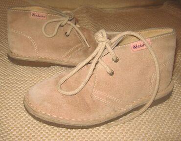 Naturino - Srbija: NATURINO cipele br.27Unutrašnje gazište je 17cm, broj 27, spolja koža