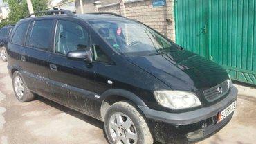 Opel Zafira 2002 в Бишкек