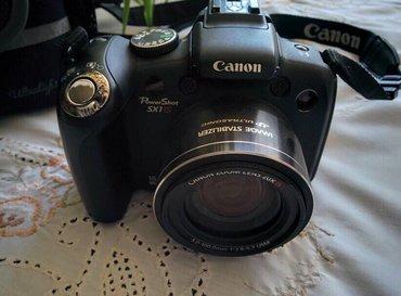 Bakı şəhərində Canon powershot sx1 фотоаппарат отличном- şəkil 3
