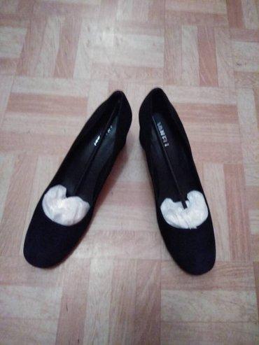 Продаются туфли натуральная замша , в Бишкек - фото 3