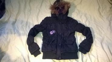 Vrlo lepa, moderna i kvalitetna jakna sa krznom glo story vel. 146/152 - Prokuplje
