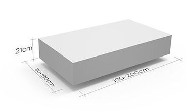 Dušeci   Srbija: Dušek SIMPO model: PREMIJER dimenzija: 160x200 cm stanje: korišćen
