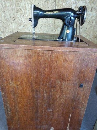 обувная швейная машинка бу купить в Кыргызстан: Ножная швейная машинка