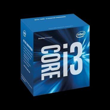 Продаю бу процессор Intel core i3-6100