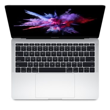 """Apple 13.3"""" MacBook Pro with Touch Bar (Mid 2017, Silver)  в Бишкек"""