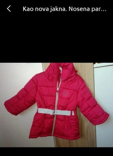 Dečije jakne i kaputi