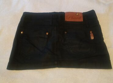 Kratka suknja br 28 crna