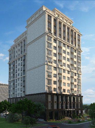 14 этажный жилой дом бизнес класса *SUNRISE* по адресу ул.Суюмбаева