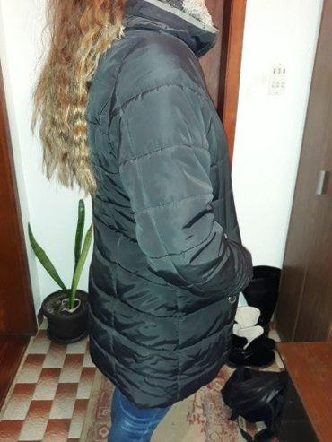 Jaknu - Srbija: Prodajem zimsku jaknu xxl crne boje