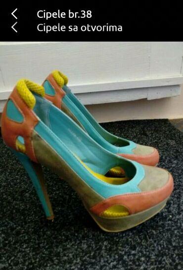 Ženska obuća | Indija: Cipele br 38