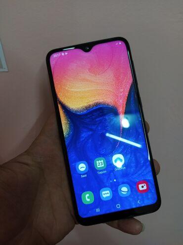 barter telefon - Azərbaycan: İşlənmiş Samsung A10 32 GB göy