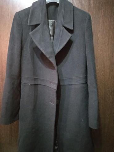 Продаю пальто(натуральный кашемир) в хорошем состоянии 48 размер,чуть