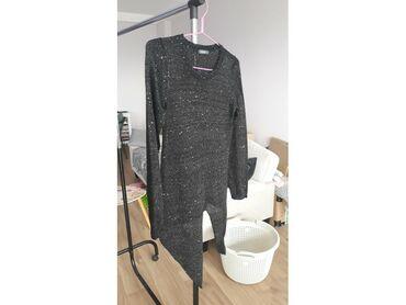 Ženska džemperi   Srbija: ODLIČAN DZEMPER TUNIKA VEL SPozadi ima duzinu dzempera a napred je