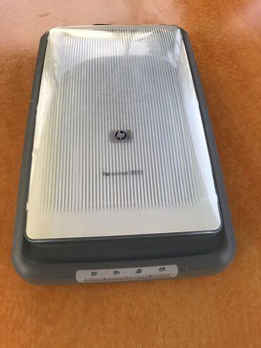 Skanerlər Azərbaycanda: HP scanner, işlək vəziyyətdədir