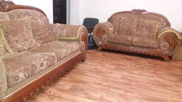 18 объявлений: Продается комплект мягкой мебели для гостиной : 3-ка, 2-ка и кресло