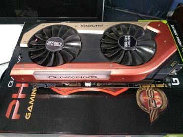 компьютеры geforce gtx 1080 в Кыргызстан: Gainward PCI-Ex GeForce GTX 1080 Phoenix Golden Sample 8GB GDDR5X