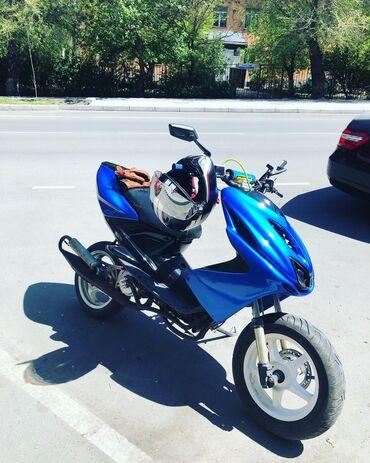 futbolka ja в Кыргызстан: Мастерская Ja Moto представляет Единственный в стране Рокс Yamaha Aero