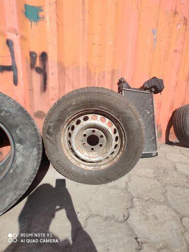 Шины и диски - Бренд: Kumho - Бишкек: Колесо от Рекса (спринтер) 235/65R16C
