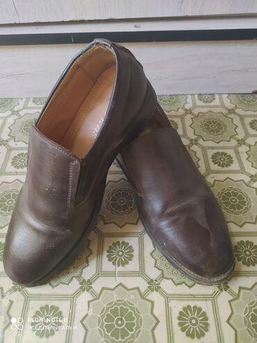 Продам стильные новые кожаные мужские туфли.Новые отличные стильные