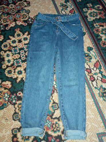 Продаю джинсы хорошего качества одевала 2раза, покупала за 900 отдам