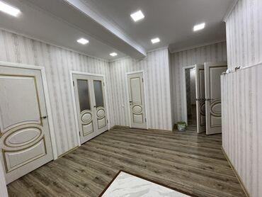 Продажа квартир - 3 комнаты - Бишкек: Элитка, 3 комнаты, 109 кв. м Бронированные двери, Дизайнерский ремонт, Лифт