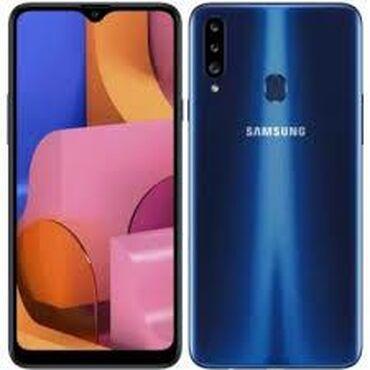 Yeni Samsung A20s 32 GB göy
