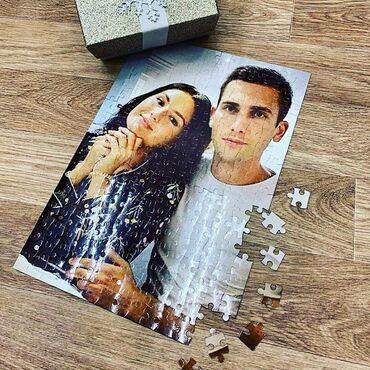 zapchasti a4 в Азербайджан: A4 puzzle istenilen wekil hazirlanir