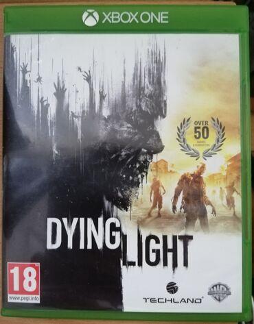 Dying Light XBOX ONE, u odličnom stanju. Preuzimanje lično ili post