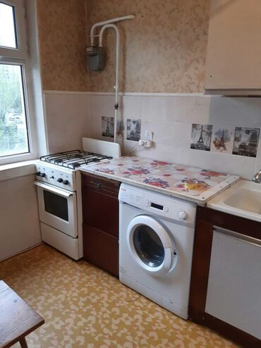 Сдам в аренду - Кыргызстан: Сдается квартира: 1 комната, 35 кв. м, Бишкек